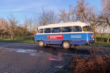 RBB Blauer Bus