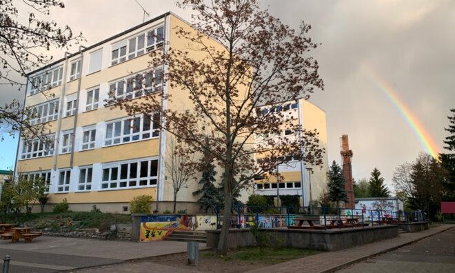 Schulhof Mitgestaltung