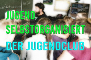 Jugendclub gründen selbstorganisiert