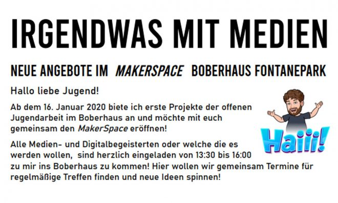 Makerspace Letschin