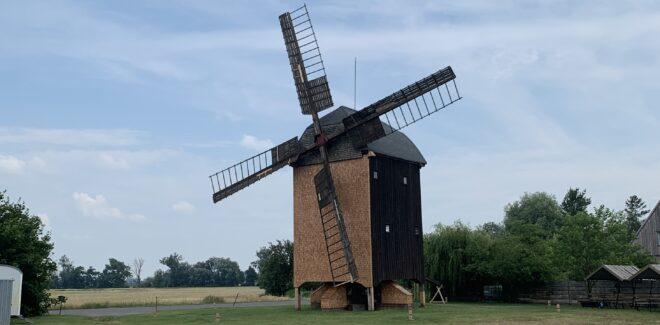 Bockwindmühle Wilhelmsaue
